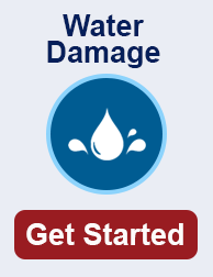 water damage cleanup in Miami TN
